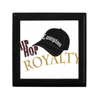 Hip Hop Royalty Trinket Boxes