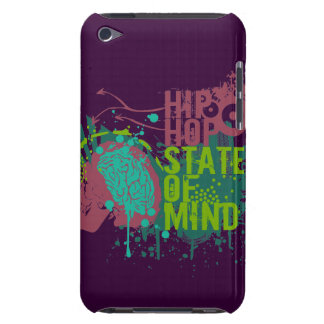 Hip Hop State of Mind iPod Touch Covers