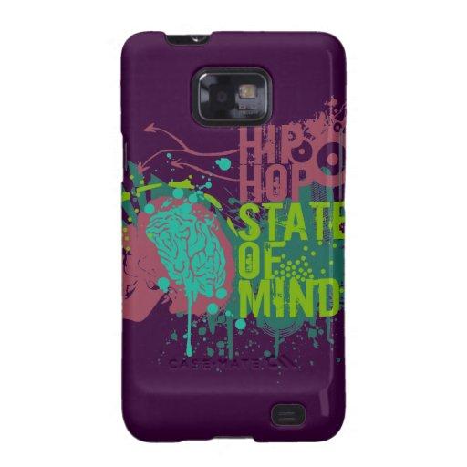 Hip Hop State of Mind Samsung Galaxy Case