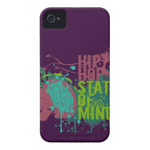 Hip Hop State of Mind Blackberry Bold Cover