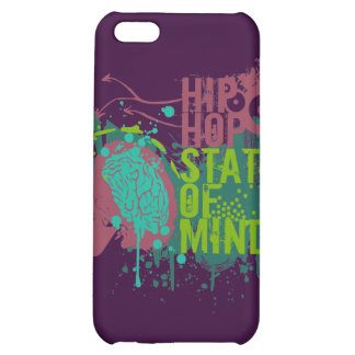 Hip Hop State of Mind iPhone 5C Covers