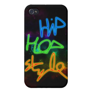 Hip Hop Style iPhone 4 Case