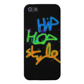 Hip Hop Style iPhone 5 Case