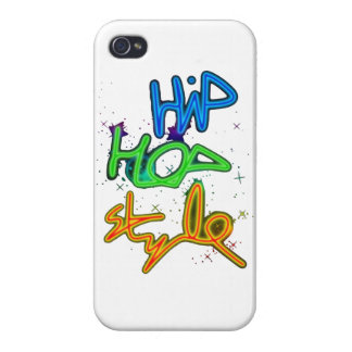 Hip Hop Style iPhone Case Covers For iPhone 4