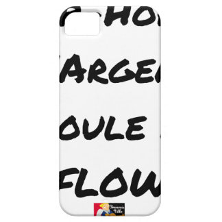 HIP-HOP: The MONEY RUNS With FLOW - Word games Case For The iPhone 5