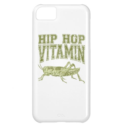 Hip Hop Vitamin iPhone 5C Case