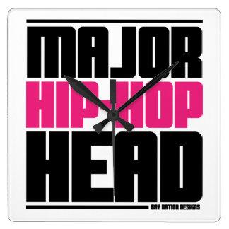 Hip Hop Wallclock
