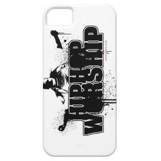 hip hop warshop iPhone 5 case