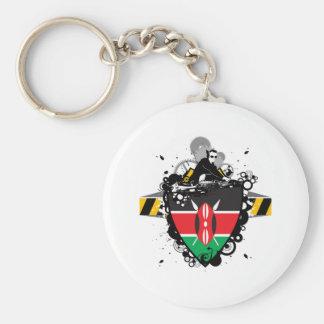 Hip Kenya Keychain