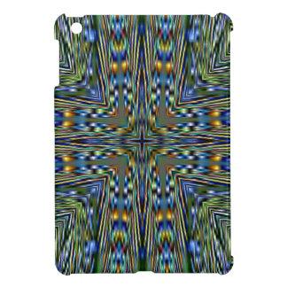 Hip modern Artistic Feathery Pattern iPad Mini Cover