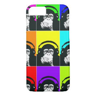 Hip Monkey Pop Art Phone Case
