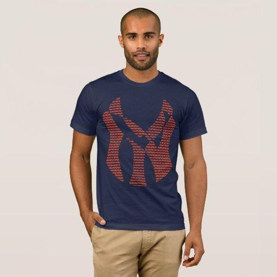 Hip N.Y. artwork T-Shirt