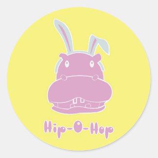 Hip-O-Hop Sticker