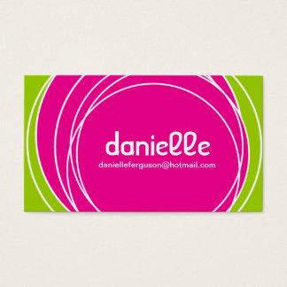 Hip Profile Card - Business Card