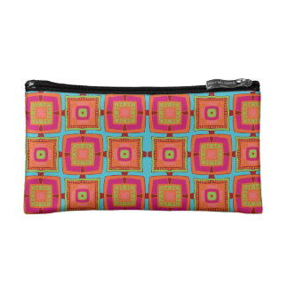 Hip To Be Square Cosmetic Bag
