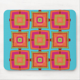Hip To Be Square Mouse Pad
