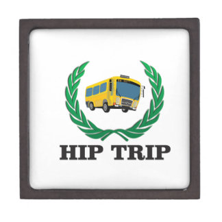 hip trip bus premium gift box