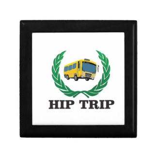 hip trip bus trinket box