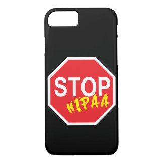HIPAA STOP iPhone 8/7 CASE