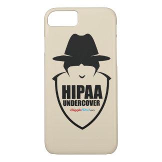 HIPAA Undercover iPhone 8/7 Case