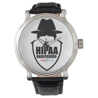 HIPAA Undercover Watch