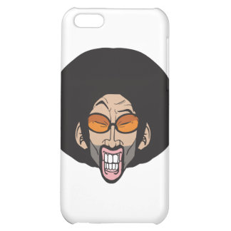 Hiphop Afro man Cover For iPhone 5C