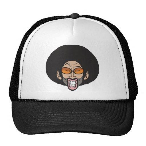 Hiphop Afro man Trucker Hat