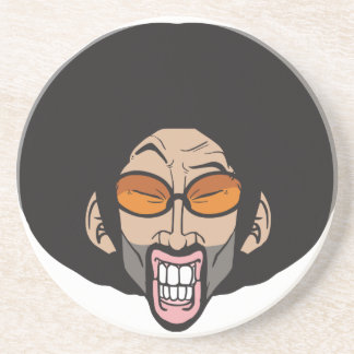 Hiphop Afroman Beverage Coaster