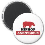 HipHop anonyme Magnets Pour Réfrigérateur