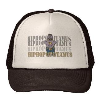 Hiphop-opotamus Trucker Hat