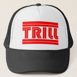 Hiphop Trill Trucker Hat