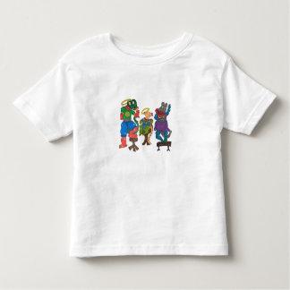 hipo family toddler t-shirt