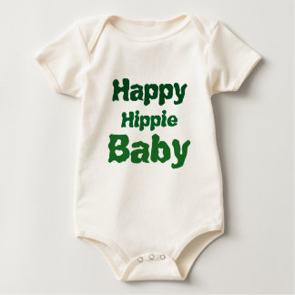 Hippie Baby Baby Bodysuit