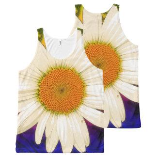 Hippie Daisy All-Over-Print Tank Top