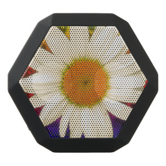 Hippie Daisy Black Bluetooth Speaker