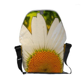Hippie Daisy Courier Bag