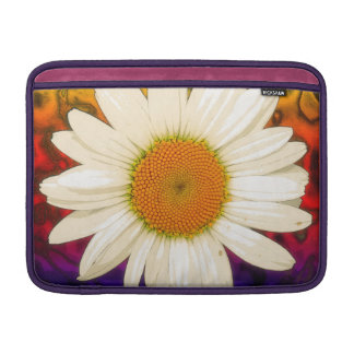 Hippie Daisy MacBook Sleeve