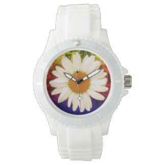 Hippie Daisy Watch