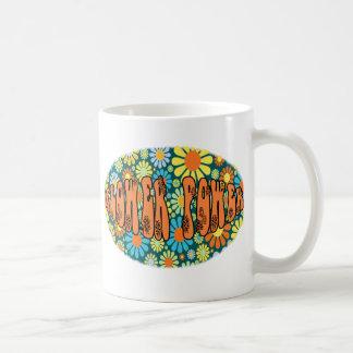 Hippie Days FLOWER POWER Coffee Mug