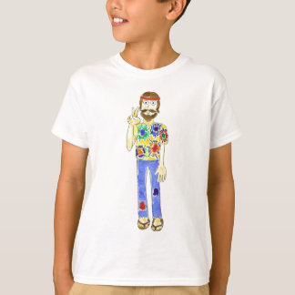 Hippie Dude T-Shirt