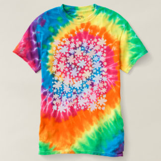 Hippie Flowers are So Groovy T-shirt
