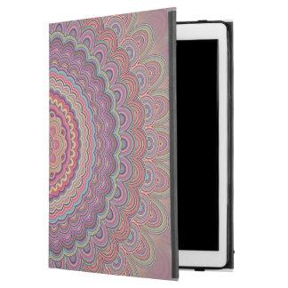 "Hippie geometric mandala iPad pro 12.9"" case"