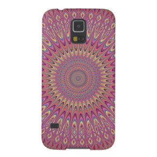 Hippie grid mandala cases for galaxy s5