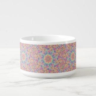 Hippie  Kaleidoscope   Chili Bowls