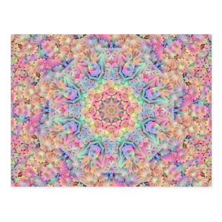 Hippie Kaleidoscope  Postcards