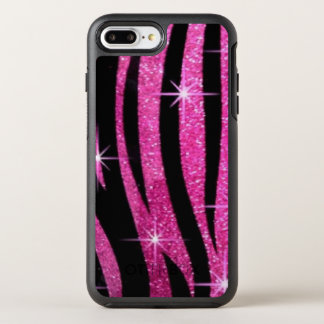 Hippie Love Pink Tiger Fancy Phone Case