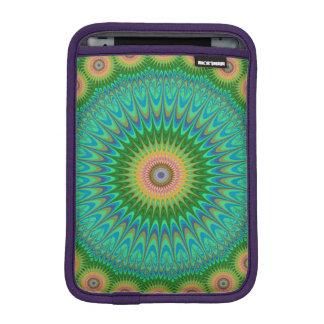 Hippie mandala iPad mini sleeve