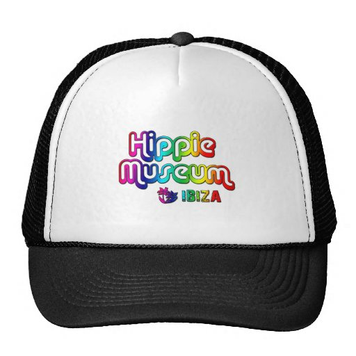 Hippie Museum Ibiza Mesh Hat