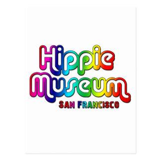 Hippie Museum San Francisco Postcard
