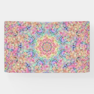 Hippie Pattern   Banners, 4 sizes Banner